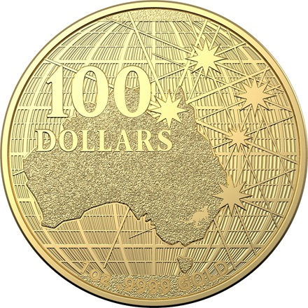 Gold 1oz - Beneath the Southern Skies - RAM 2020