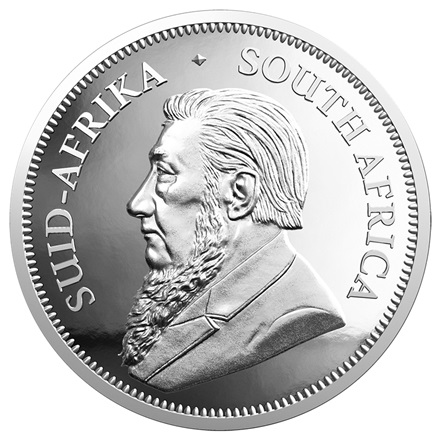 Silber Krugerrand 50th Anniversary - 1 oz PP 2017