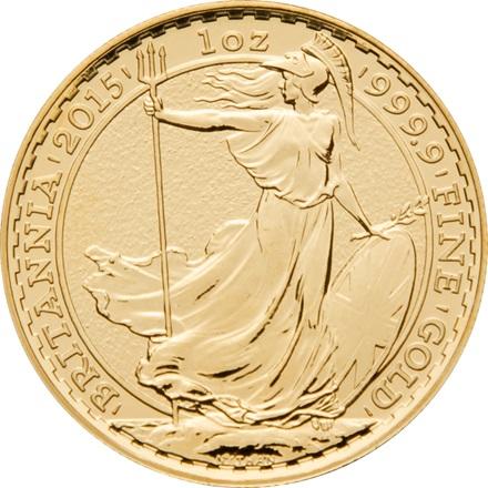 Gold Britannia 1/1