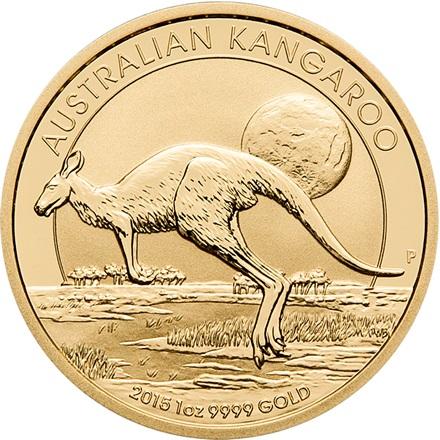 Gold Känguru 1/1